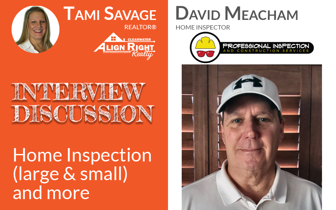 Interview with David Meacham, Home Inspector