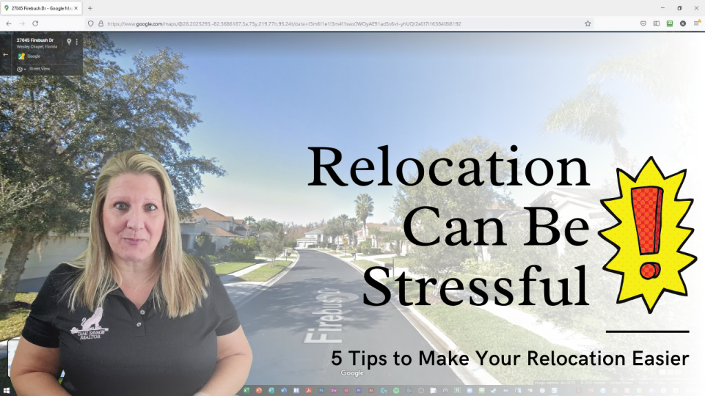 Relocation Can Be Stressful: 5 Tips to Make Your Relocation Easier